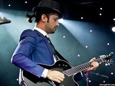 """Atif Aslam is known as a young Pakistani pop singer.  He starts his career from college by singing a song """"Aadat"""". He becomes actor when he performs the hero role in Pakistani movie Bol in 2011. This song becomes popular and that make him to start the life of pop singer."""