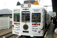 Japan's Tama Train is Adorably Cat Themed