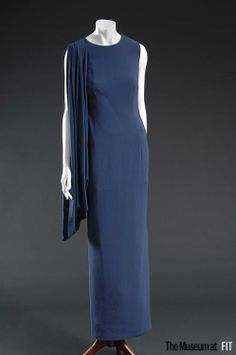 Dress  Madame Grès, 1970  The Museum at FIT