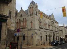 Photo «Maçonnique» :  Temple Maçonnique St-Front de Périgueux