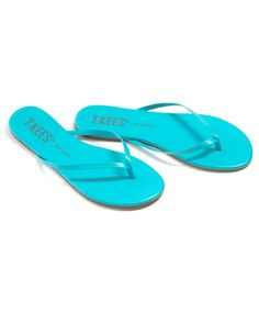 TKEES Polishes Flip Flops
