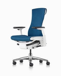✅ Herman Miller Embody Chair is the best office chair with ✅ High Lumber Support. Best Office Chair, Home Office Chairs, Office Nook, Herman Miller, Chair Pictures, Chairs For Sale, Chair Sale, Cool Chairs, Decoration