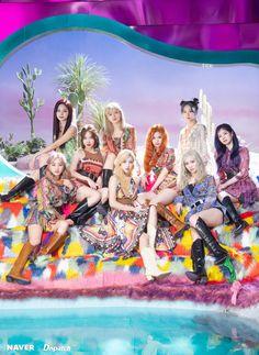 Kpop Girl Groups, Korean Girl Groups, Kpop Girls, Big Music, Kinds Of Music, Extended Play, Nayeon, Twice Group, Warner Music
