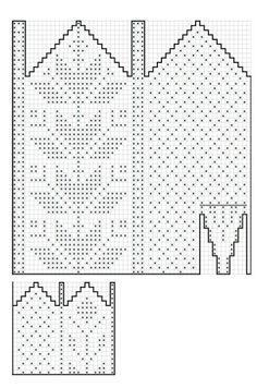 For nokre veker spurte Borghild om eg kunne strikke eit par votter til henne og sjølvsagt kunne eg det! Eg synes det er så hyggelig når venner går rundt med mine votter, då blir eg glad. Knitted Mittens Pattern, Fair Isle Knitting Patterns, Knit Mittens, Knitting Charts, Knitted Gloves, Knitting Socks, Knitting Stitches, Knitting Needles, Crochet Patterns