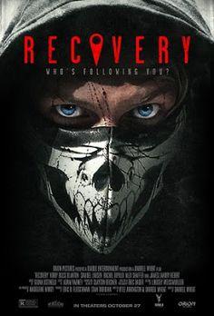 TERROR EN EL CINE. : RECOVERY. (TRAILER 2016)