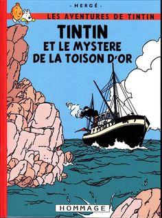 Les Aventures de Tintin - Album Imaginaire - Tintin et le Mystère de la Toison d'Or