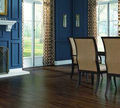 Adura® Max Sundance, a classic hickory wood look w/detailed graining &…
