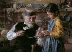 Pocket Watch by Morgan Weistling LIMITED EDITION CANVAS