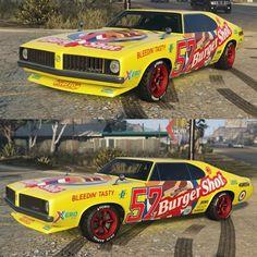 Best Cars to Customize in GTA 5 Online Burger Shot Stallion