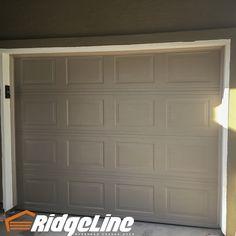 Overhead Garage Door, Garage Doors, Outdoor Decor, Home Decor, Decoration Home, Room Decor, Interior Design, Home Interiors, Interior Decorating