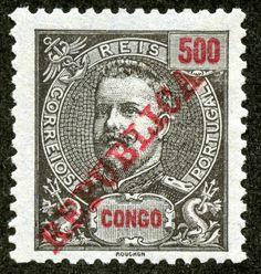 1911 Portuguese Congo