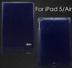Luxury Retro Leather Flip Cover Case For Apple iPad Air / Air 2 For iPad Mini & 2/3/4 Smart Cover wake up / sleep hold case