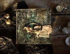 Handmade by Smilla: Мой Winterbook)