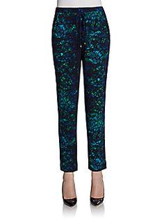 Tahari - Emmy Drawstring Pants