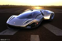 2030 Bizzarrini Veleno Concept The Bizzarrini Veleno Concept was created in June 2011, by a student coming from Poland. This is hyper car running on bio-hydrogen, an ecologic answer to the world's problems, suitable for year 203-. Bizzarrini Veleno Concept has a very high tech design, with low emissions and lots of...