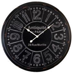 Horloge murale Design ANTIQUITE