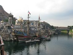 Tokyo Disney Sea by sg_harrison, via Flickr