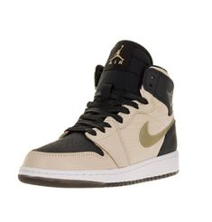 5f6ce87f703 Shop for Nike Jordan Kids  Air Jordan 1 Ret Hi Prem Beige