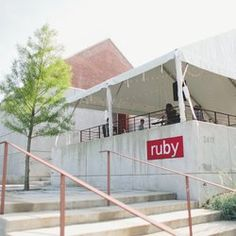 Ruby    Nashville event and wedding venue  venue with a contemporary, industrial, natural vibe.