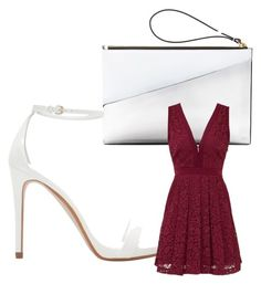 """Red Dress"" by laylalissy-1 on Polyvore featuring Mode, Marni, Zara und Free People"