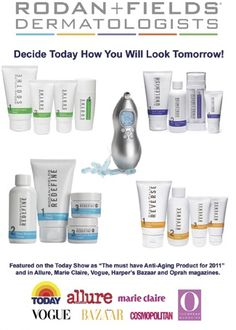 If you could change ONE thing about your skin . . .what would it be?  Use the Solutions Tool to guide you to the best R+F regimen for you!  https://michellecastro.myrandf.com/Pages/OurProducts/GetAdvice/SolutionsTool