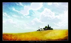 Happy childhood sky by RHADS.deviantart.com on @deviantART