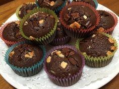 Narancsos csokis muffin 40 perc alatt