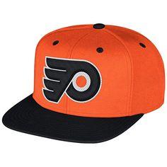 5bbcee9c486 Philadelphia Flyers Flat Brim Hats Flyers Hat