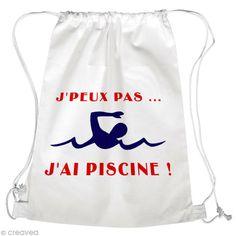Sacs à dos pour la Piscine : Sacs à dos, cartables par creerpourvous