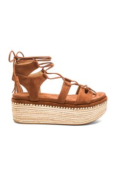 Shop for Stuart Weitzman Romanesque Sandal in Saddle at REVOLVE. Women's Shoes, Cute Shoes, Me Too Shoes, Shoe Boots, Shoe Bag, Saddle Shoes, Platform Shoes, Fashion Shoes, Fashion Accessories