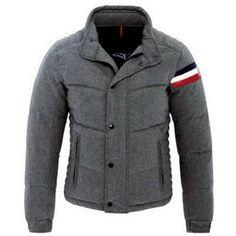 Moncler Chartreuse Down Grey Jacket Men On Sale Doudoune Moncler, Mode Homme,  Manteaux Pour 7376fafbd3f