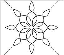 Nancy-Page-Quilting-Design-Panel …   Pinteres… : snowflake quilting design - Adamdwight.com