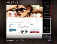 Website - Ótica Boa Vista