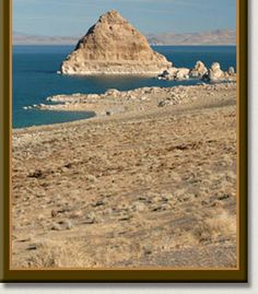 Located 70 miles north of Carson City via U.S. 395, Interstate 80, and State Route 445 is Pyramid Lake, Nevada.