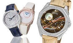 Groupon - Stührling Original Women's Fashion Watches. Multiple Styles Available. Free Shipping.. Groupon deal price: $43.99