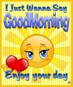 Goooood Morning