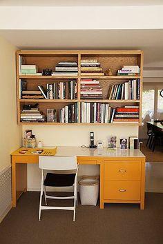shelf n desk