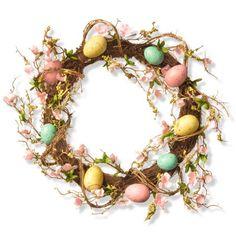 Balloon Arch Diy, Easter Season, Diy Wreath, Wreath Burlap, Wreath Making, Wreath Ideas, Door Wreaths, Grapevine Wreath, Holiday Wreaths