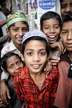 untitled by dvlazar on Flickr | Bangladesh (that one front and center looks like a mini-hipster)