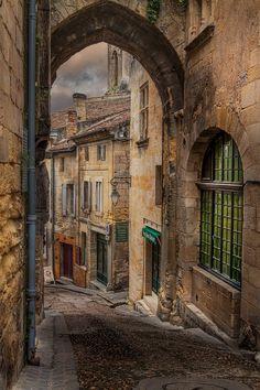 Porte de St-Emilion is a commune in de Gironde department in Aquitaine in south-western France