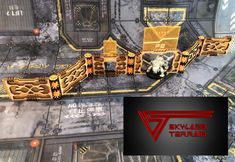 We sell terrain mainly for Infinity: The Game, but can also be purchased for other miniatures games. One of our most popular terrain is the M. Warhammer Terrain, 28mm Miniatures, Wargaming Terrain, Infinity, Infinite