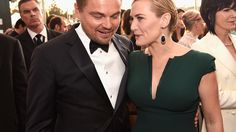 A Timeline of Leo & Kate Being Adorable on Red Carpets: Leonardo DiCaprio and Kate Winslet will always be Jack and Rose to us, but as real life BFFs, they're pretty adorable too. Check out their cutest red carpet moments.