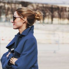 "Ana Garmendia on Instagram: ""Spotted @oliviapalermo in Paris. #pfw #snapshot #spotted #oliviapalermo #paris"""