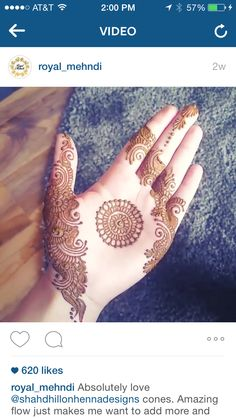 Henna Indian Henna Designs, Henna Tattoo Designs Simple, Finger Henna Designs, Beginner Henna Designs, Mehndi Designs Book, Mehndi Designs 2018, Mehndi Design Pictures, Bridal Henna Designs, Mehndi Designs For Girls