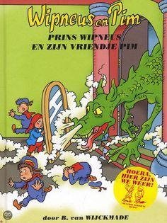 De kabouters Wipneus en Pim zijn de hoofdpersonen van een serie Nederlandse kinderboeken geschreven onder diverse varianten op het pseudoniem B. van Wijckmade .Er zijn in totaal 40 boekjes verschenen. In totaal zijn er vijf auteurs geweest van de Wipneus en Pim-boeken.(fantastische boekjes)
