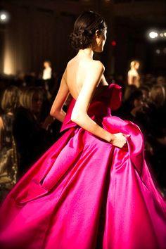 Marchesa - F/W 2013.. my pink!