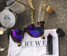 Krewe-Sunglasses / CHARLES | BENGAL
