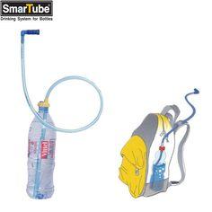 SmarTube Military Oliv Trinksystem für Flaschen