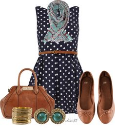 """""""Seeing Spots"""" by christa72 on Polyvore"""