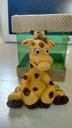 Girafa de biscuit